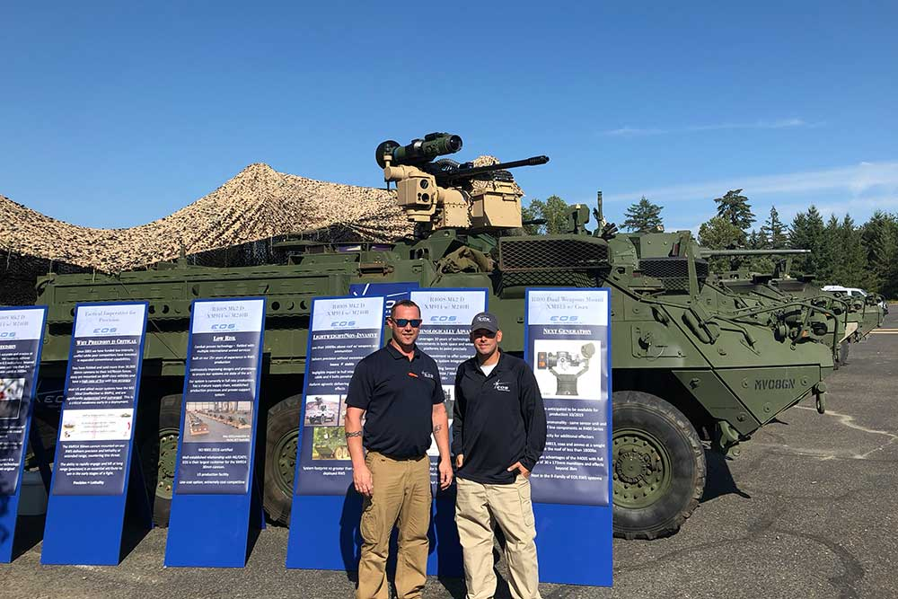 EOS, Electro Optic Systems, Defence systems activity in the US ramps up