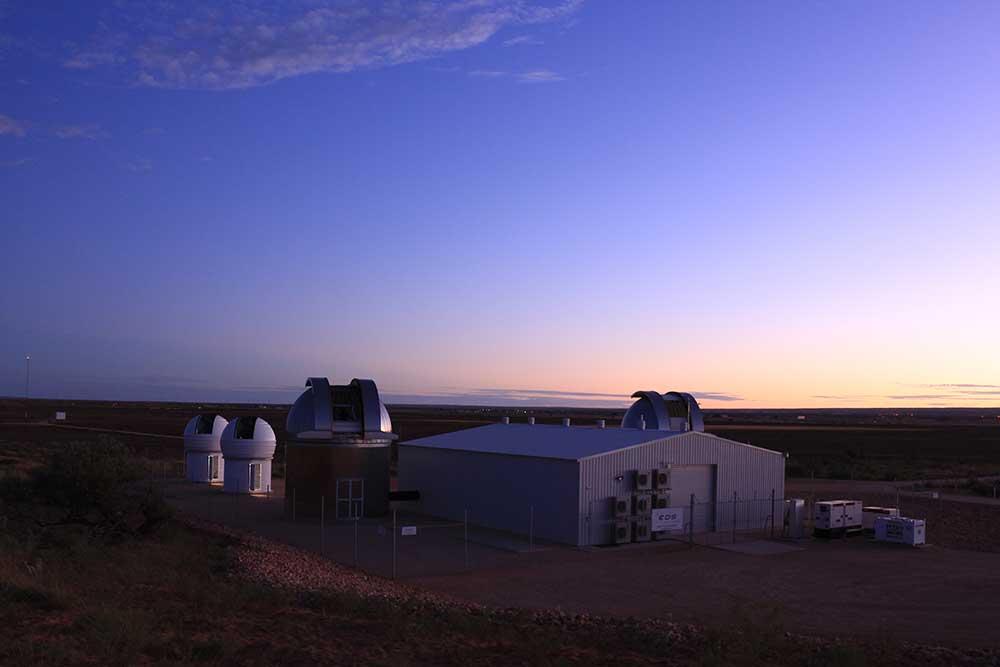EOS, Electro Optic Systems, Space Capability achieves major milestone