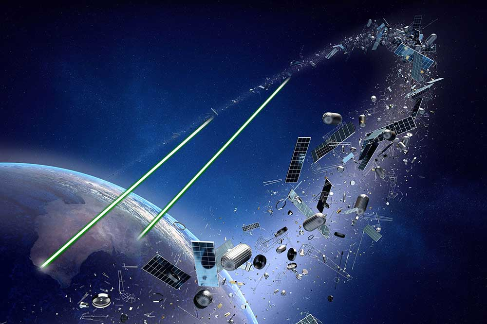 EOS, Electro Optic Systems, Space Surveillance