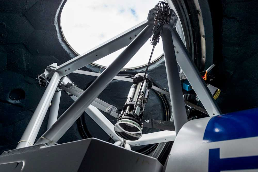 EOS, Electro Optic Systems, Space Systems Telescopes
