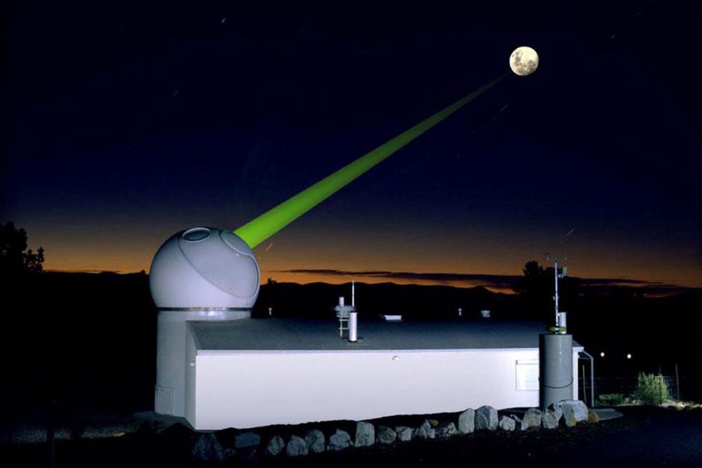 EOS, Electro Optic Systems, Satellite Laser ranging