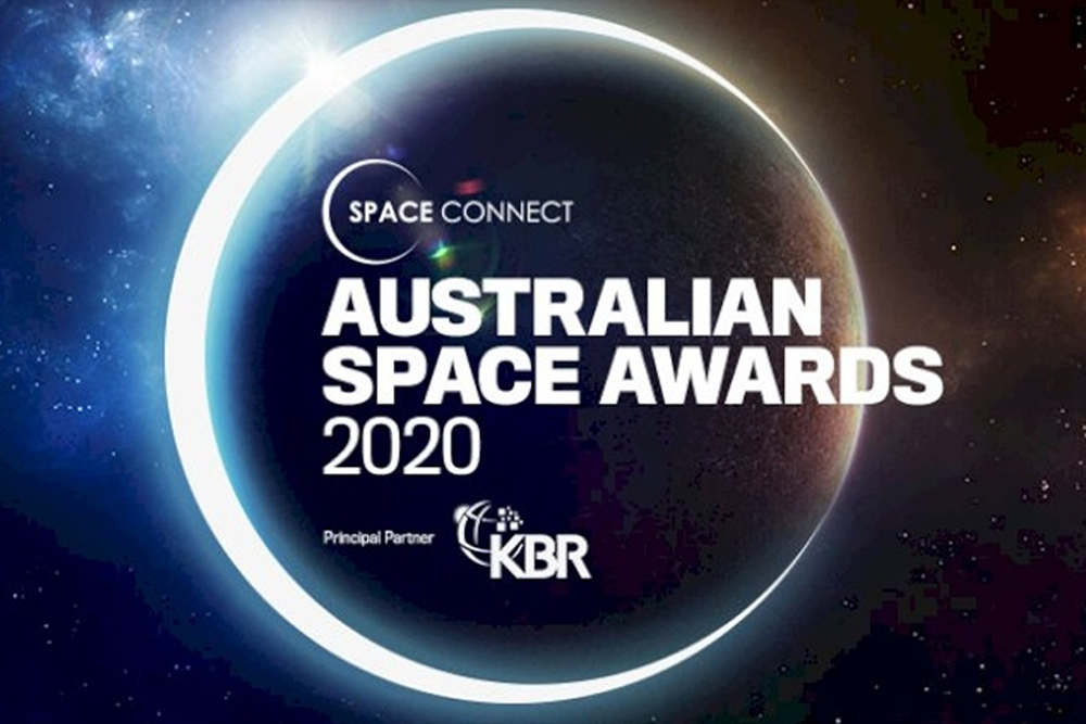 EOS and Space Team named finalists in the 2020 Australian Space Awards